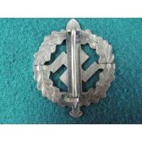 Gaermany: Army sports qualification badge in silver
