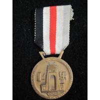 Italy/Germany: North African Campaign medal