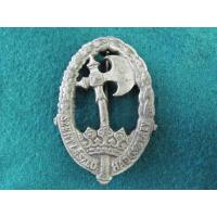 Hungary: WWII St. Lazlo Division badge