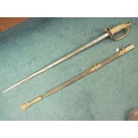 US Revenue Cutter Service sword