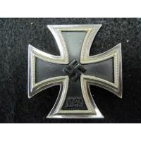 Germany: WWII Iron Cross 1st Class by Wachtler & Lange