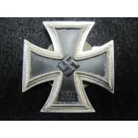 Germany: WWII Iron Cross 1st Class by Souval