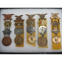 US: GAR National Encampment Medals