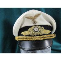 Germany: Luftwaffe General's Summer Dress hat