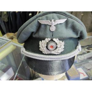 Germany: Wehrmacht Officer's Cap