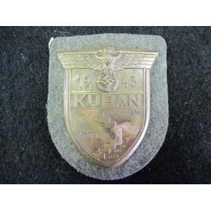 Germany: Kuban shield