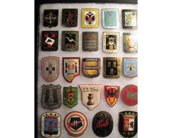Spanish Fascist and Civil War collection