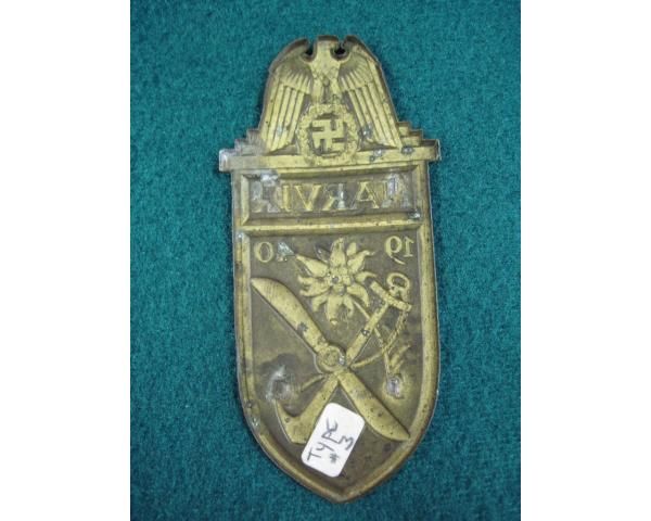 Germany: Kriegsmarine Narvik shield