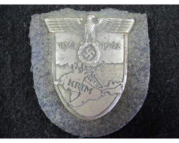 Germany: Krim sleeve shield