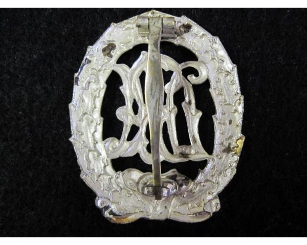 Germany: DRA War Wounded sports badge