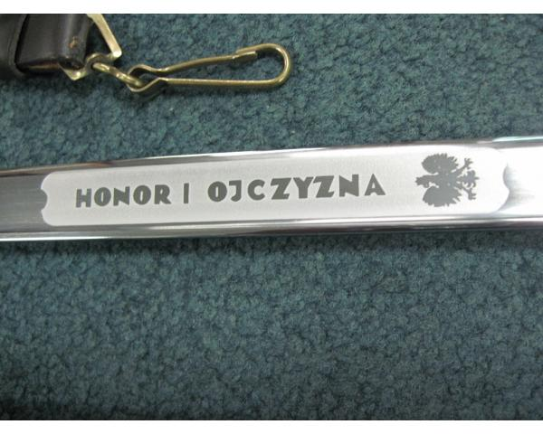 Poland: Navy Honor sword